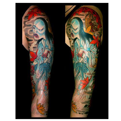 SNEWEEEEEN: ghost tattoo